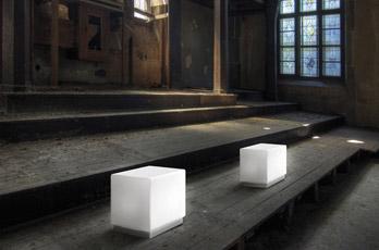 Lampe Cubi Zero T 16