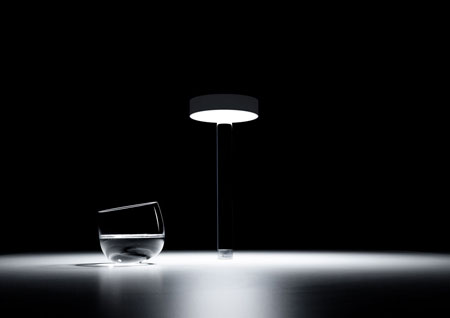 Leuchte Tetatet Flûte von Davide Groppi