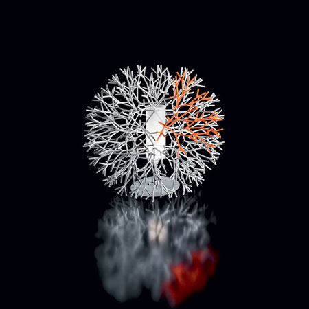 Lampe Coral