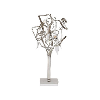 Lampe  Delphinium