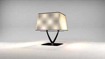 Lampada V Lamp