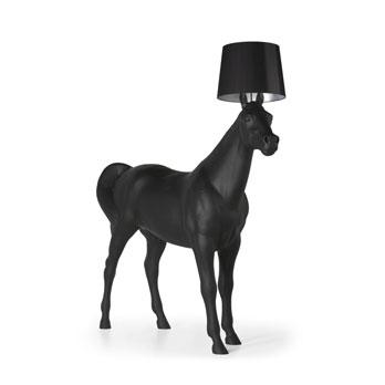 Lamp  Horse