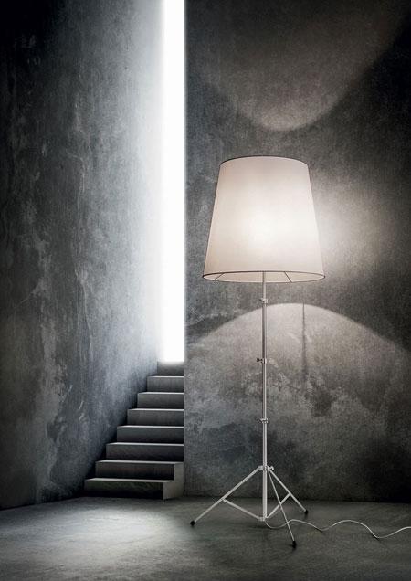 Lampadaire Gilda LED