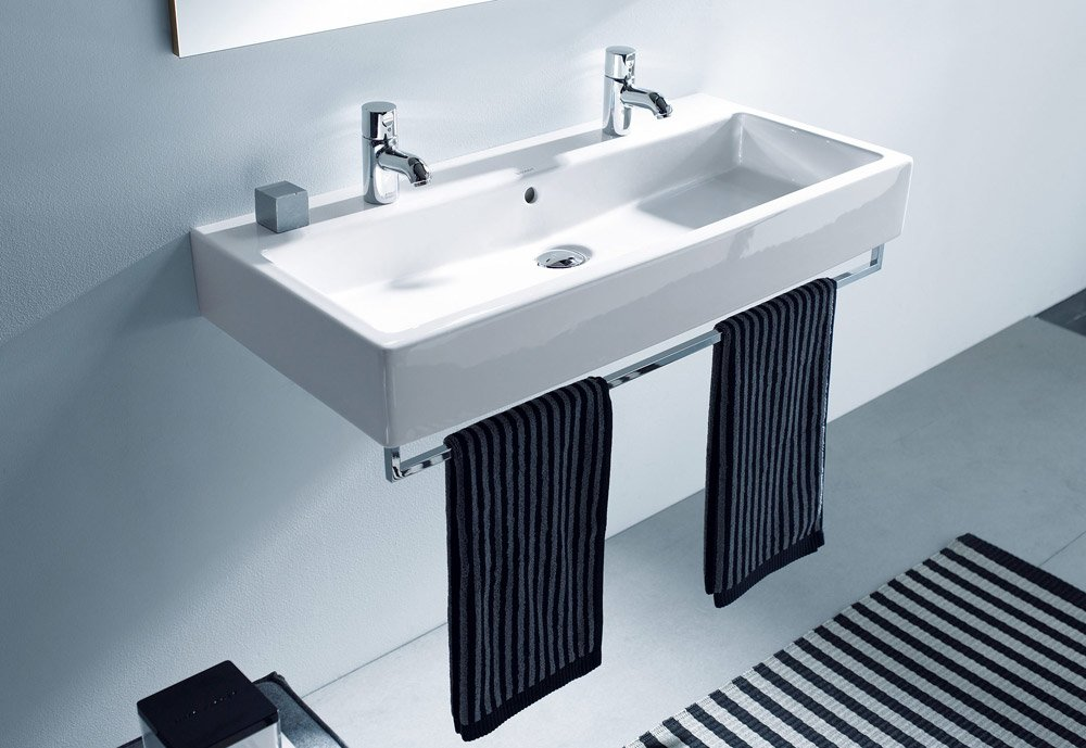 Washbasin: Washbasin Vero by Duravit