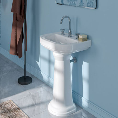Lavabo Canova Royal 56