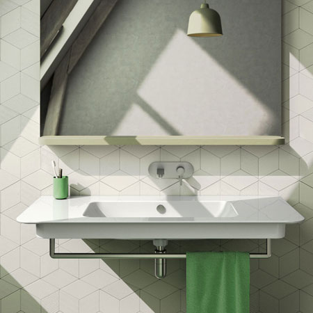 Lavabo Green Up