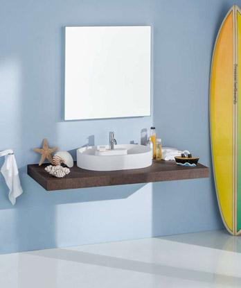 Waschtisch Atollo