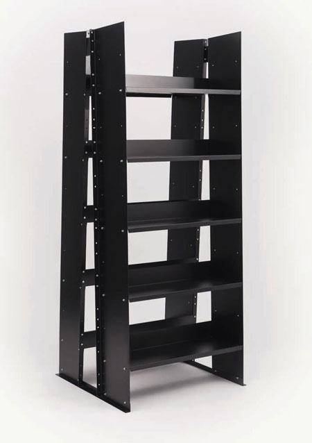 Bookcase Gran Livorno Self-Standing