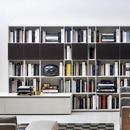 Libreria Wall 12