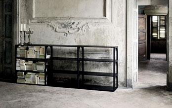 Bookshelf Portico