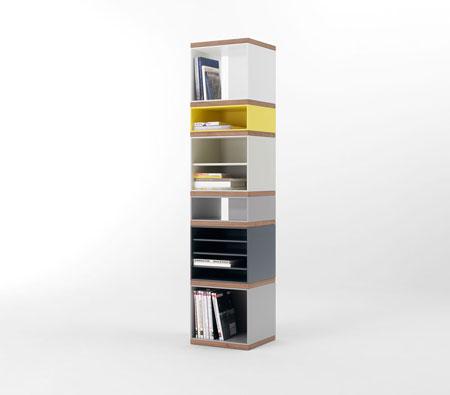 Bibliothèque Totem