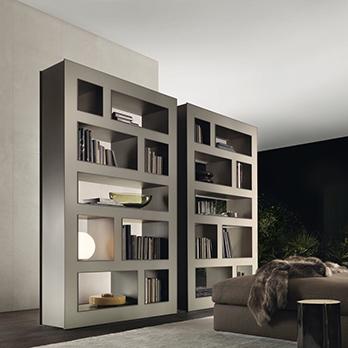 Bookcase Stele