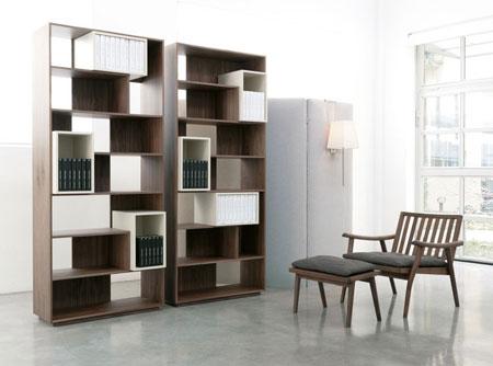 Bookcase Puzzle