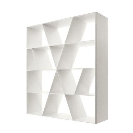 Bookcase Shelf X