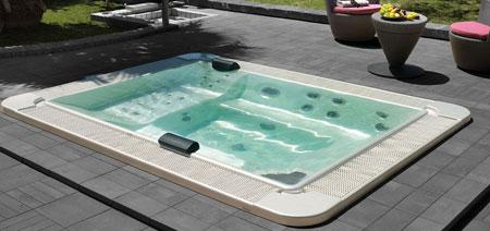 Hot tub Mirror 630 V