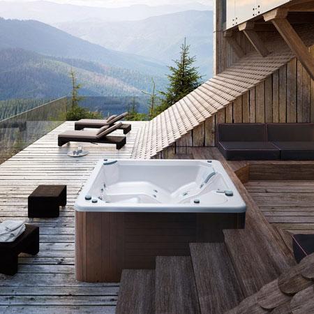 Hot Tub My Spa 195