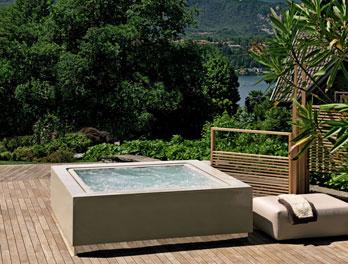 Hot Tub Quadrat