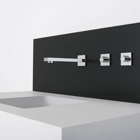 Mixer tap Symetrics