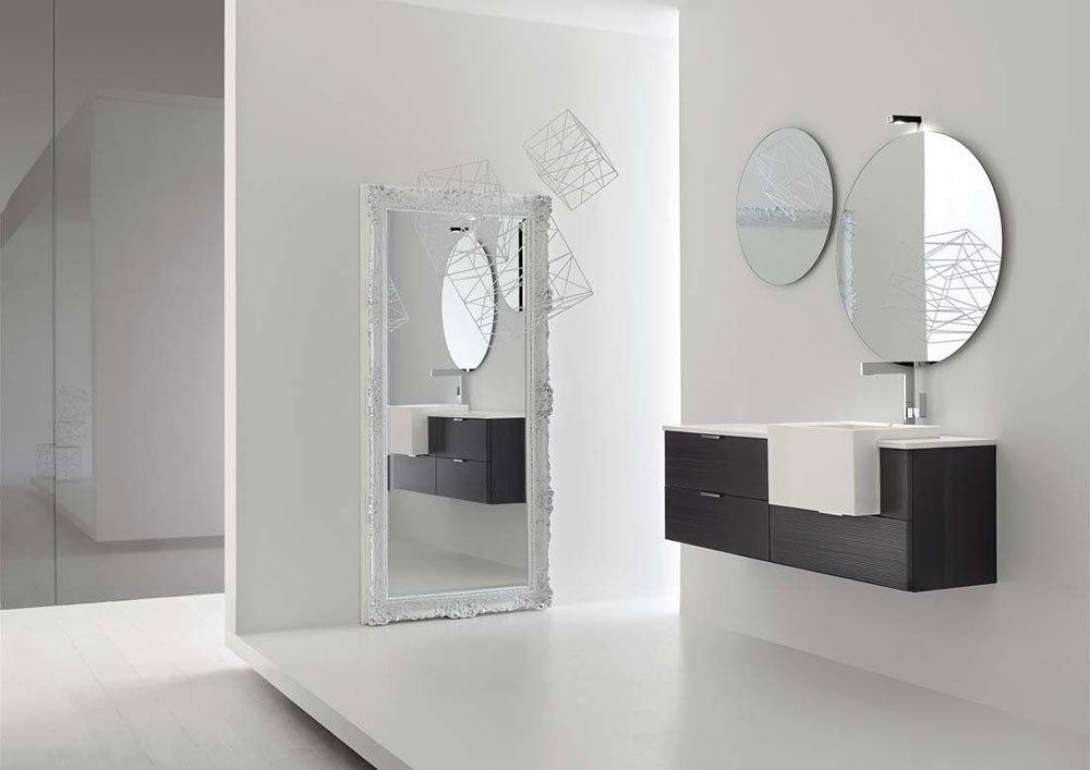 Mobili con lavabo: Composizione Karma 23 da Arcom