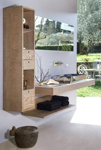 Composizione Wood-e