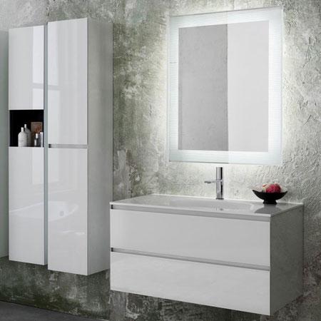 Mobili con lavabo artelinea arredo bagno catalogo designbest for Domino arredamenti