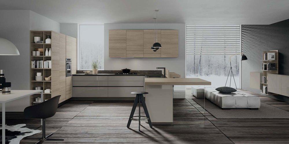 Cucina 2.1 [M] da Copat Life | Designbest