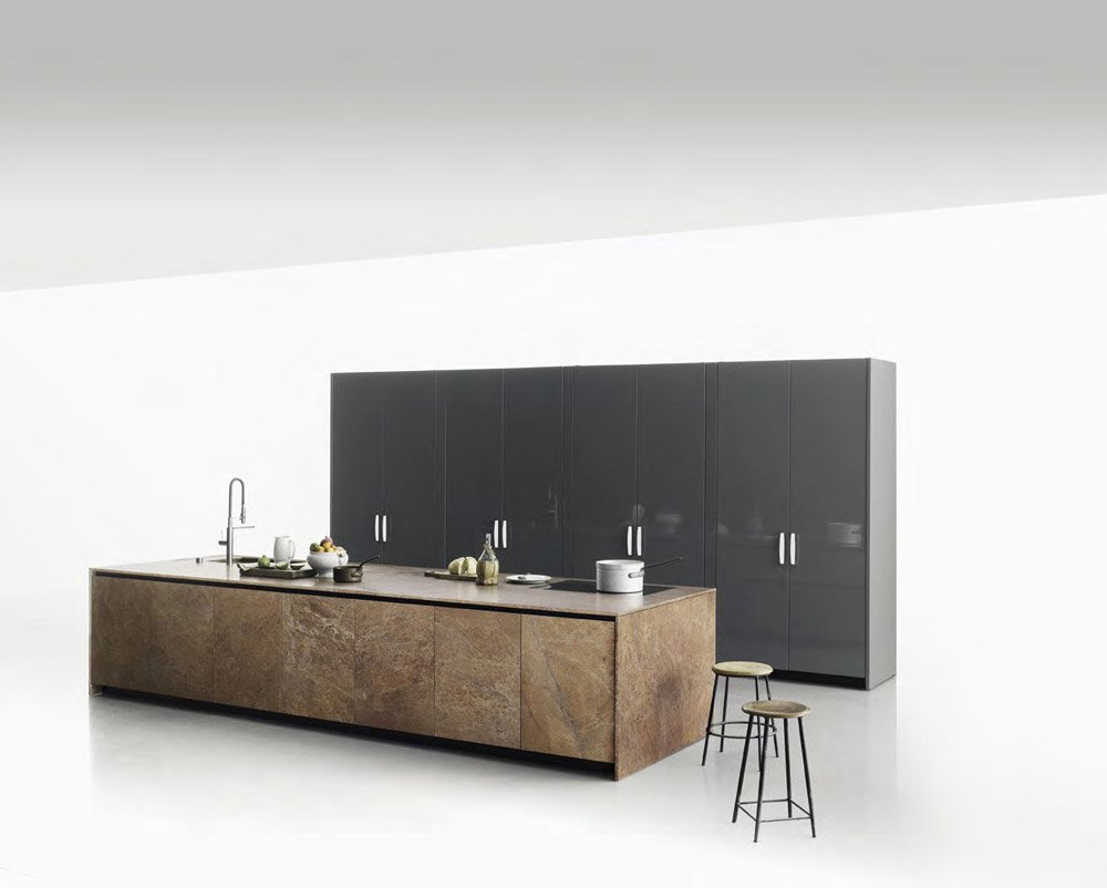 Modular Kitchens Kitchen Xila A By Boffi Kitchens
