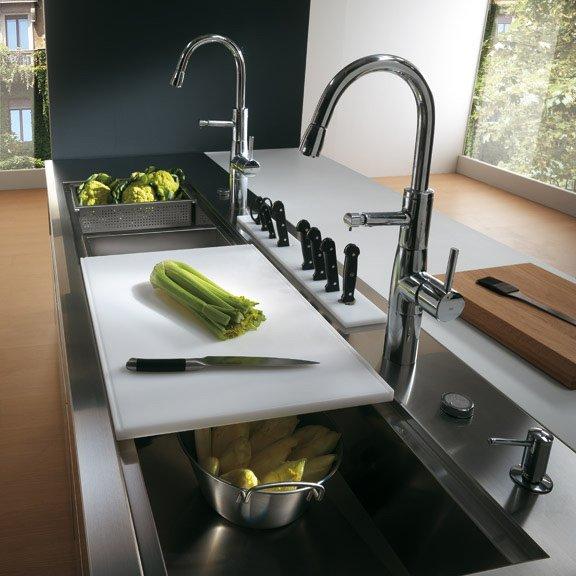 Modular Kitchens: Kitchen Elektra [C] By Ernestomeda