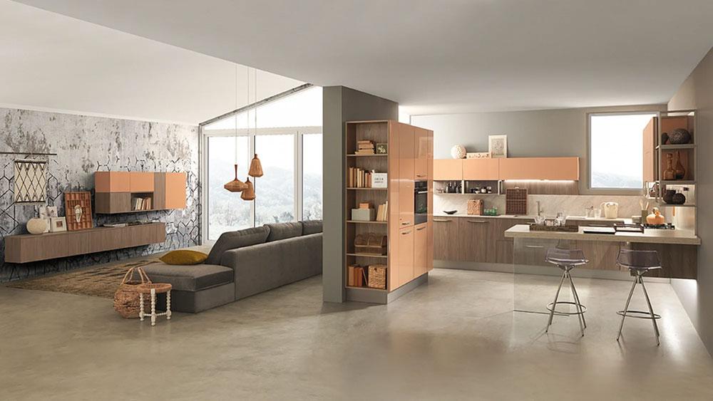 Mobili Per Cucina: Cucina Ice [A] da Febal Casa