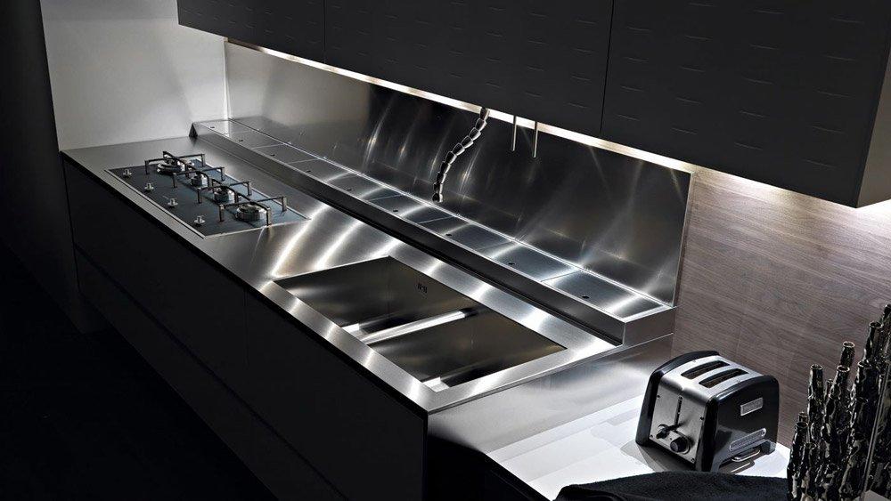 Mobili Per Cucina: Cucina Riciclantica [B] da Valcucine