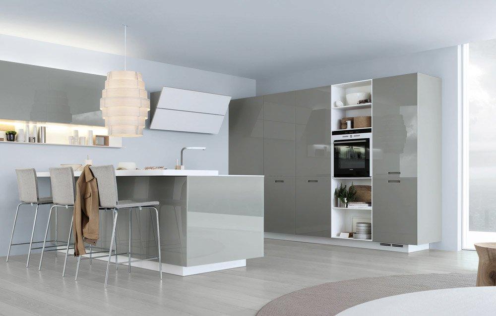 Modular Kitchens Kitchen Kyton B By Varenna Poliform