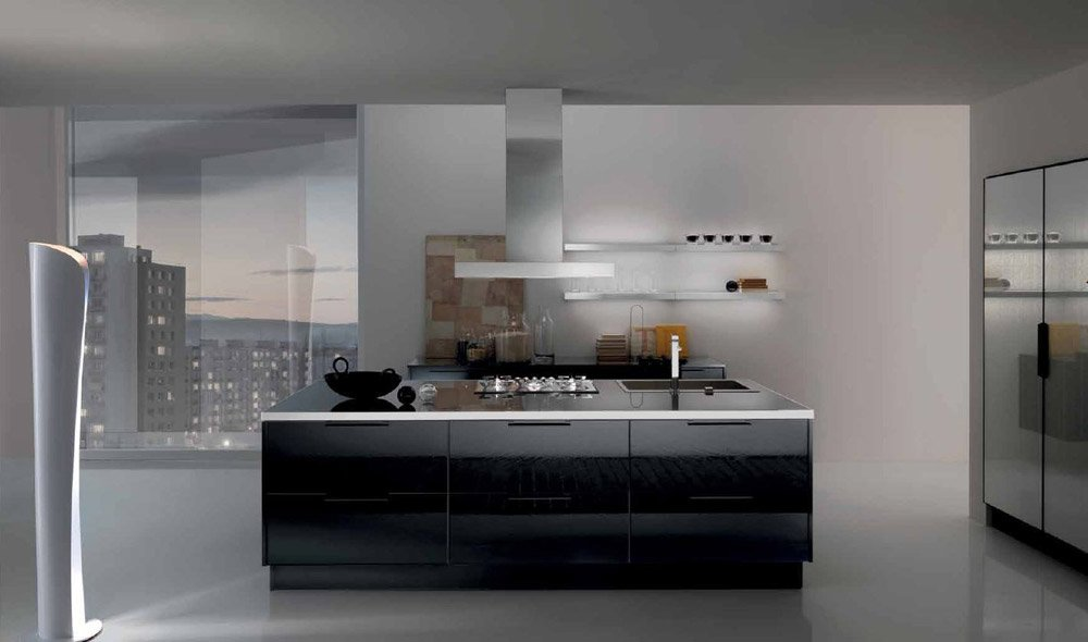 Mobili per cucina: Cucina Glamour [a] da Berloni