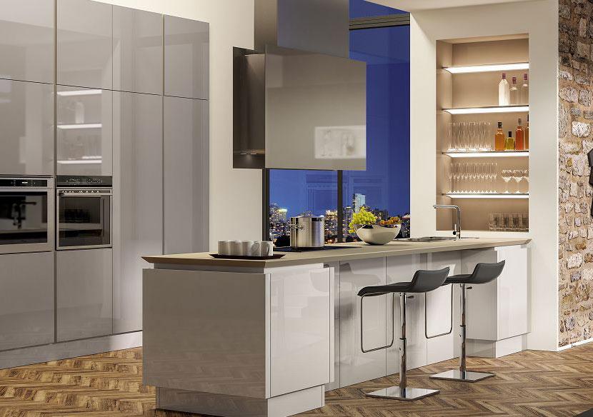 Cucina Taranto: Cucine monoblocco: cucina tival [a] da dada. Mobili ...