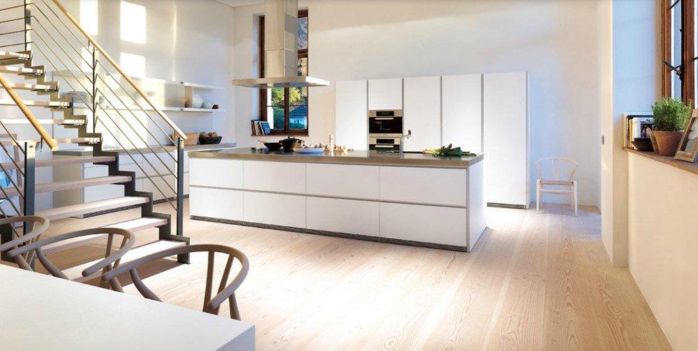 Modular kitchens kitchen bulthaup b1 a by bulthaup for Bulthaup cuisine