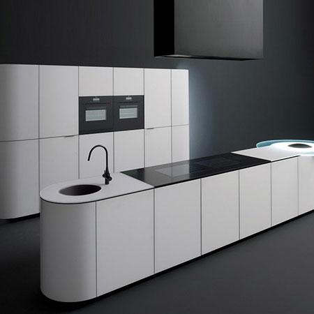 Küche Argento Vivo [b]