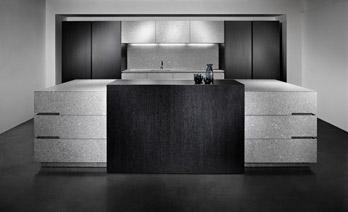 Küche Luna grey