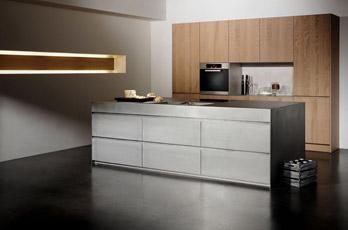 Küche Silvertouch