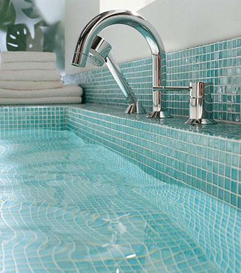 Mosaico Waterglass