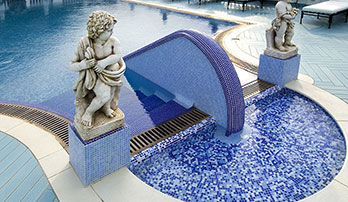 Mosaico Murano Smalto