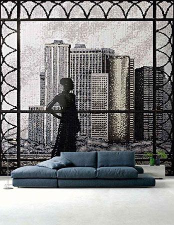 Mosaico Skyline