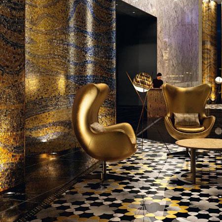 Mosaico SiciStone - Magreb Black