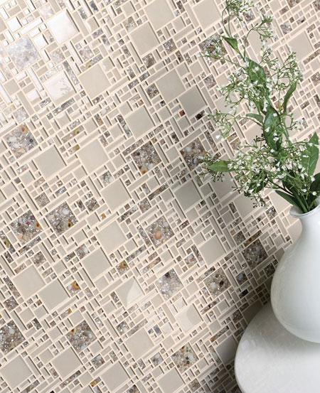 Mosaico Glasshell