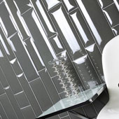 Mosaico Archluxe 3D Cristal Glass