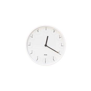 Uhr Clock in Clock