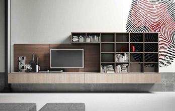 Composizione Living 412