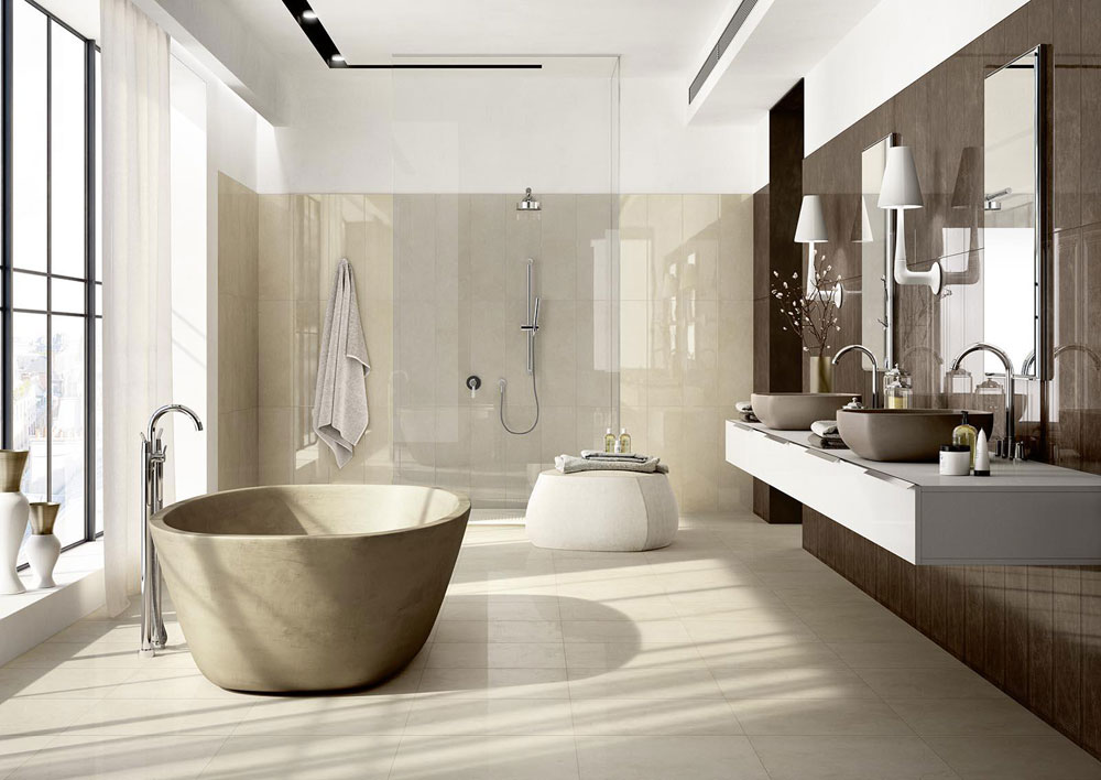 marazzi ceramiche fliesen kollektion marbleline designbest. Black Bedroom Furniture Sets. Home Design Ideas