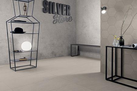 Collezione Silver Stone