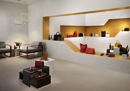 Collection 3D Wall Design