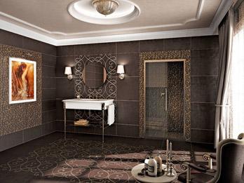 Collezione Diamond Collection Romantico Brown