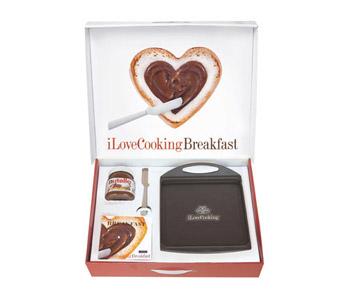 Set iLoveCooking Breakfast
